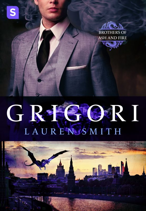 Grigori: A Royal Dragon Romance