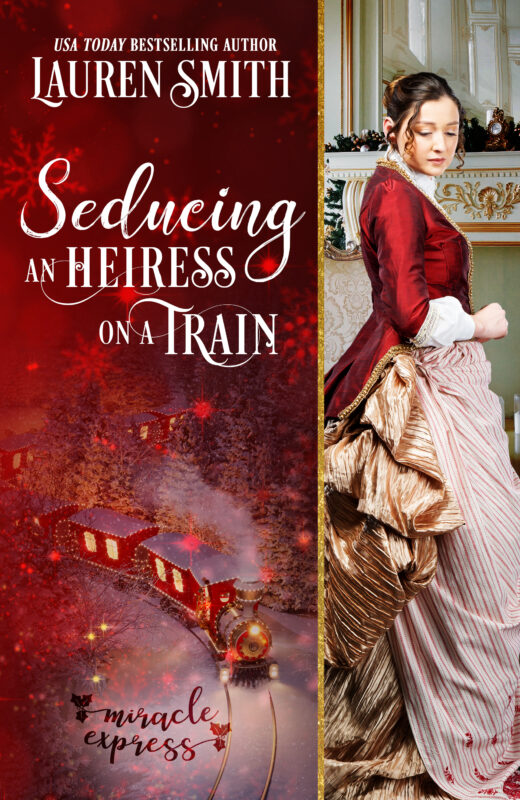 Seducing an Heiress on a Train